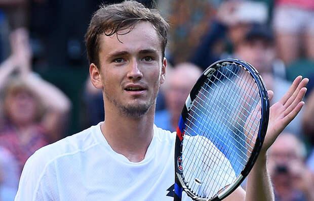 В финале Australian Open Джокович сразится с Медведевым
