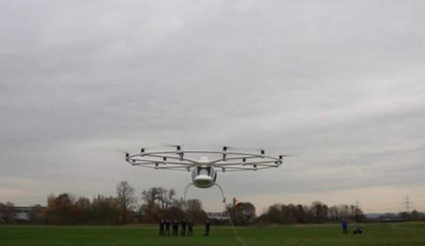 В Германии создали летающую замену автомобилю