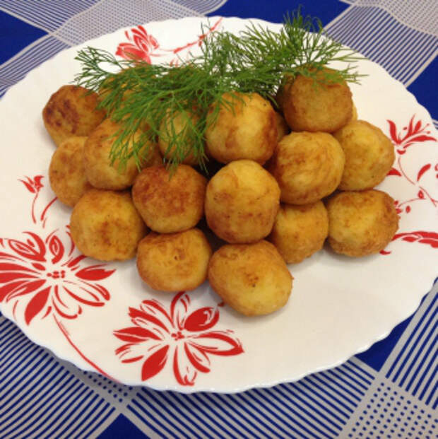 Картофельные шарики: секреты приготовления