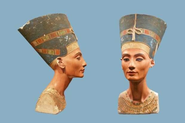Археологи нашли тайный вход в гробницу Нефертити