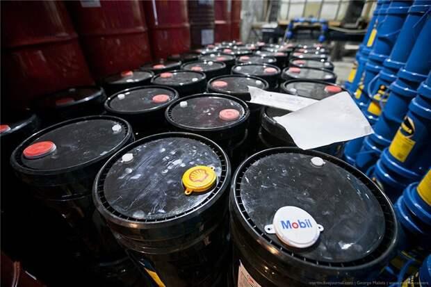 Про палёное масло: зацените размах! завод паленых масел, паленое масло, подделка