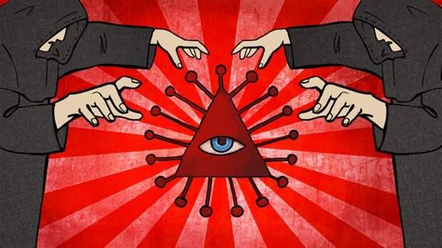 """""""Этого не может быть"""" или четыре этапа захвата контроля над человечеством"""