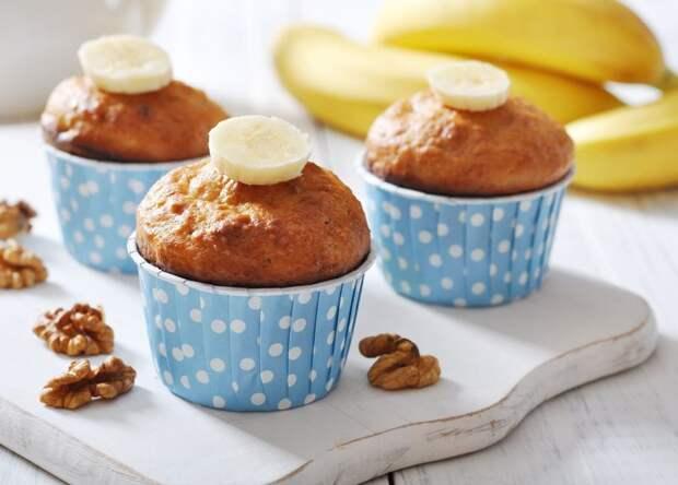 10 простых десертов, которые можно приготовить избананов