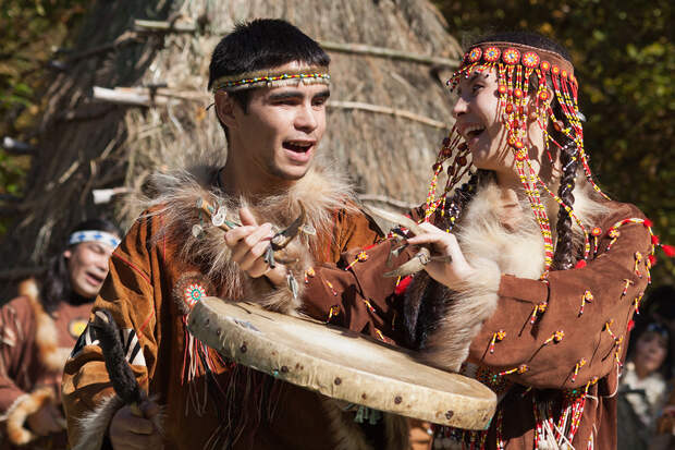Как пытаются выжить камчатские индейцы ительмены?