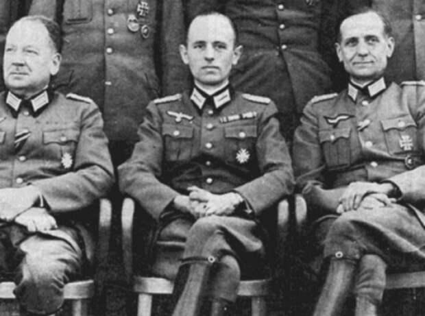 Кто в советском Генштабе был шпионом Гитлера