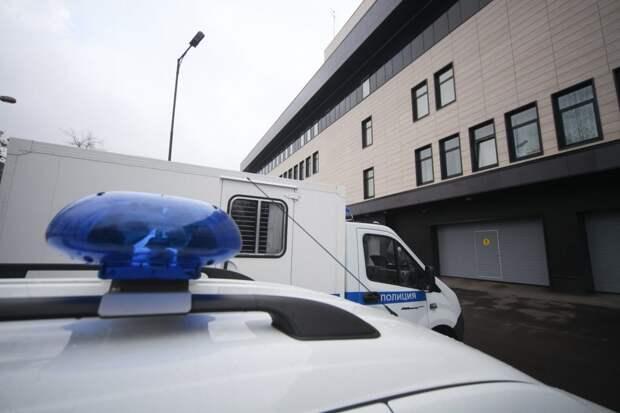 Следственный комитет начал проверку после наезда на пешехода на улице Маршала Катукова