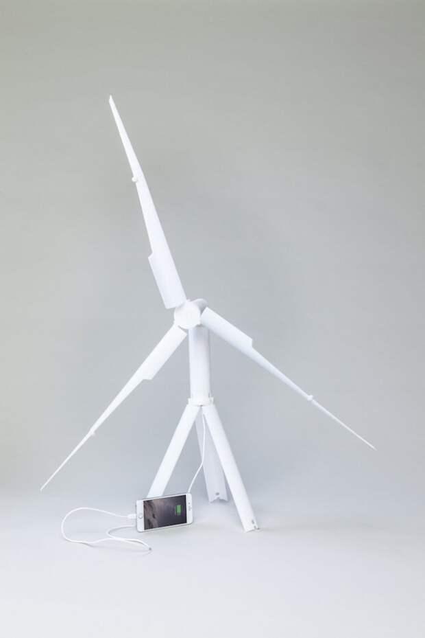 Портативный ветрогенератор Trinity