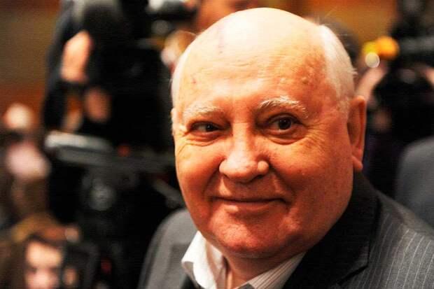 Нобелевский лауреат Горбачёв поплакал в жилетку Гордону и пожаловался, что его не любят