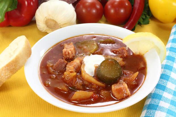 Лучший зимний суп - это солянка! Лучшие рецепты