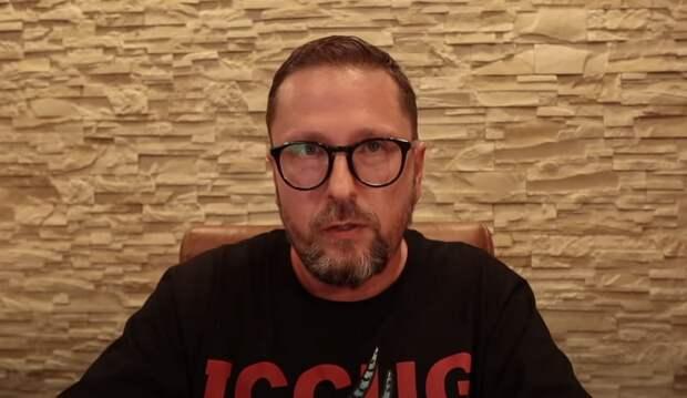 Шарий рассказал, кому выгодна смерть белорусского оппозиционера Виталия Шишова