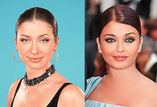 10 двойников звезд Голливуда среди наших знаменитостей
