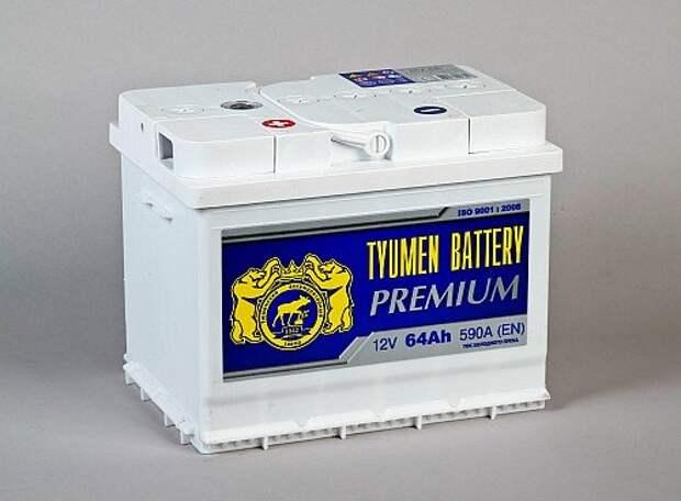 Tyumen Battery Premium Россия Ориентировочная цена, руб. 3000 Заявленная емкость, А∙ч 64 Заявленный ток, А 590 Измеренная/заявленная масса с электролитом, кг 15,3/не более 17,2 Абсолютный чемпион во всех номинациях. Отрыв от второго места составил почти балл. При этом цена самая низкая! Впрочем, в позапрошлом году было то же самое. До испытаний мы ставили именно на эту батарею – и не ошиблись.