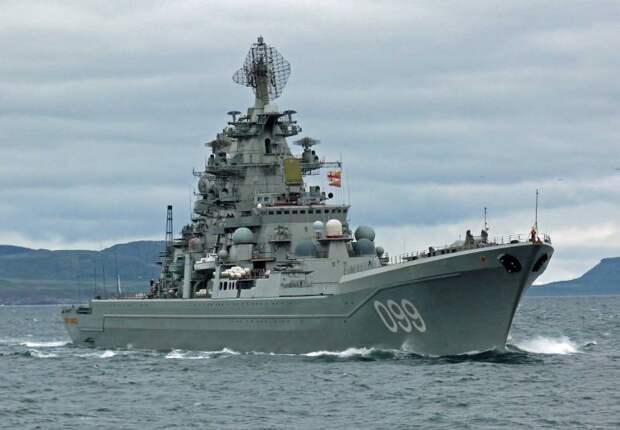 Атомный многофункциональный подводный крейсер: смена парадигмы