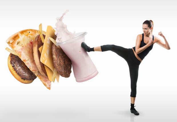 """Триллер """"Худеющая"""": типы девушек на диете"""