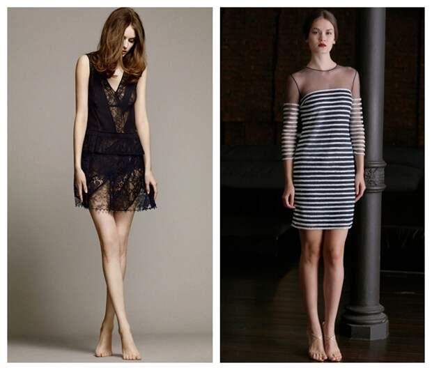 Стильные коктейльные платья весна-лето 2015
