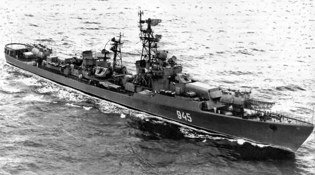 National Interest спрогнозировал исход войны между советским флотом и НАТО в Атлантическом океане