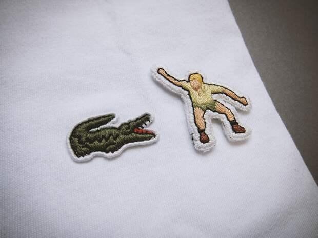 Человечки на поло и футболках
