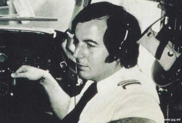Фрэнк Абигнейл - пилот