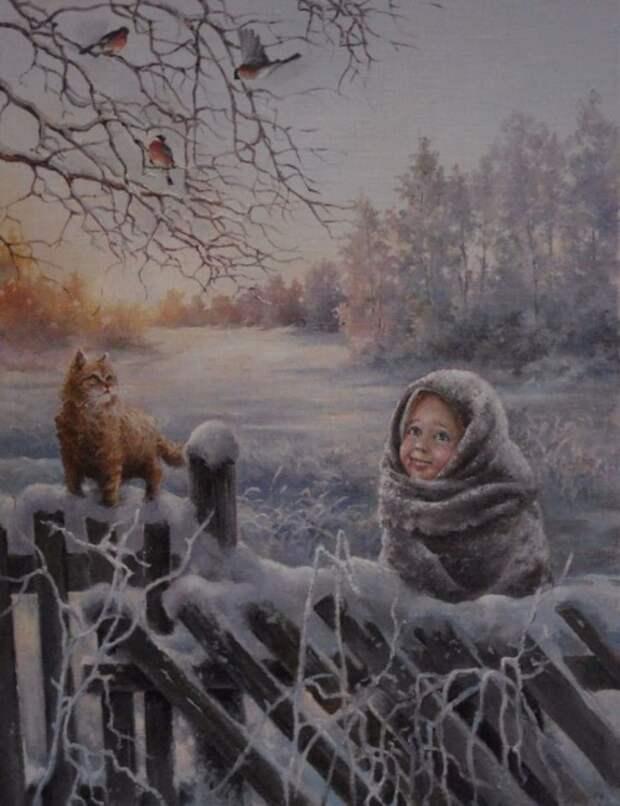 художник Владимир Краевский картины – 18