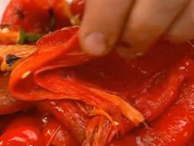 Красный перец Чатни из красного перца  — Рецепты Джейми Оливера