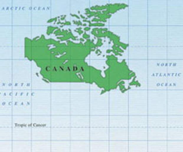 Для некоторых жителей Канады других стран не существует