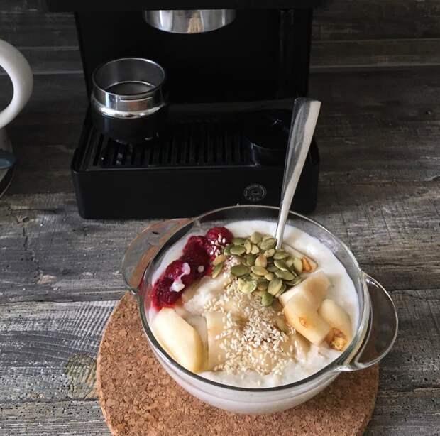 Рецепт овсяной каши без сахара, которую ест даже ребенок