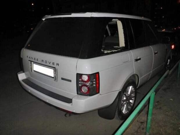 Угоны Land Rover (1)