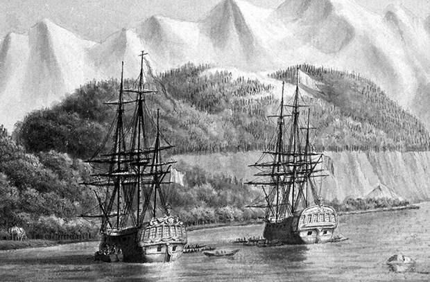 Пропавшие экспедиции