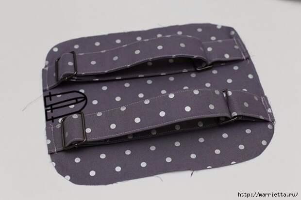 Рюкзачок с ушками кролика для маленькой девочки (8) (600x400, 69Kb)