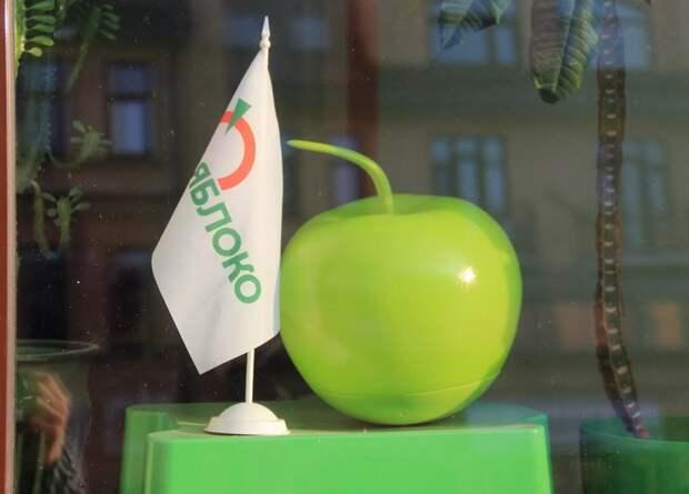 Участники отделения требуют переизбрания председателя – скандал в московском «Яблоке»