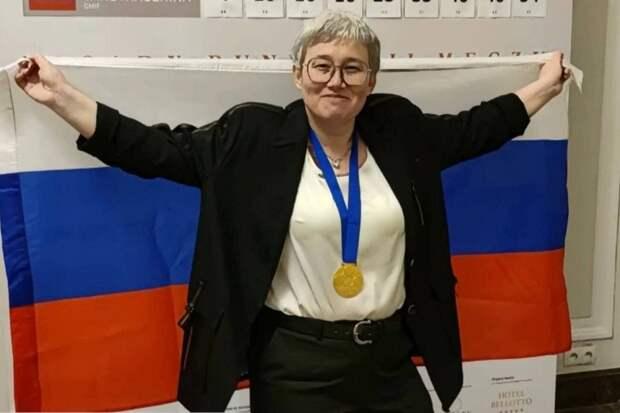 Привет WADA: Тамара Тансыккужина вновь чемпион