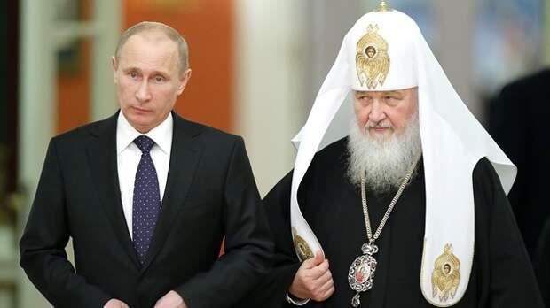 Slate: Путин и РПЦ «соблазняют» Европу традиционными ценностями