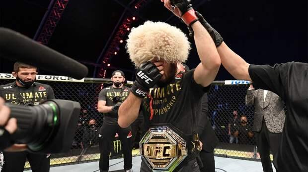 А. Емельяненко: «Назвать Хабиба величайшим бойцом UFC нельзя. Он просто хороший боец»