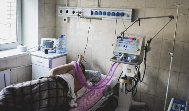 Встационарах Оренбуржья 29 пациентов скоронавирусом немогут самостоятельно дышать