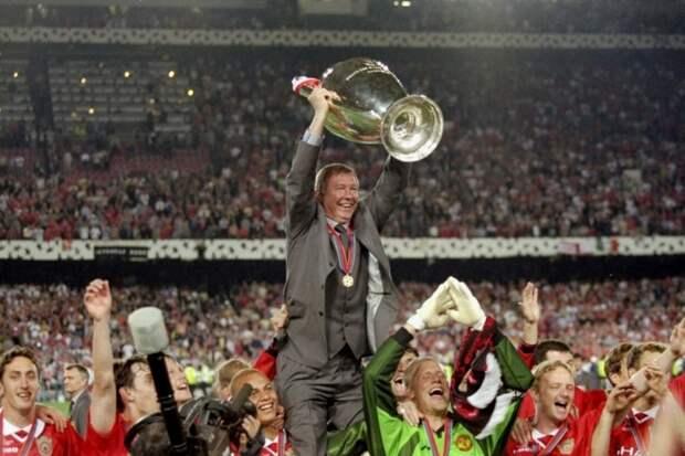 044 Алекс Фергюсон: Самый титулованный тренер Манчестер Юнайтед