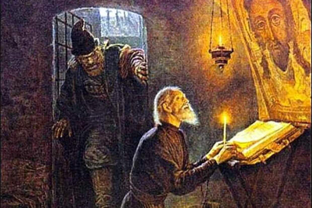 Малюта Скуратов -роль в истории и геройская гибель