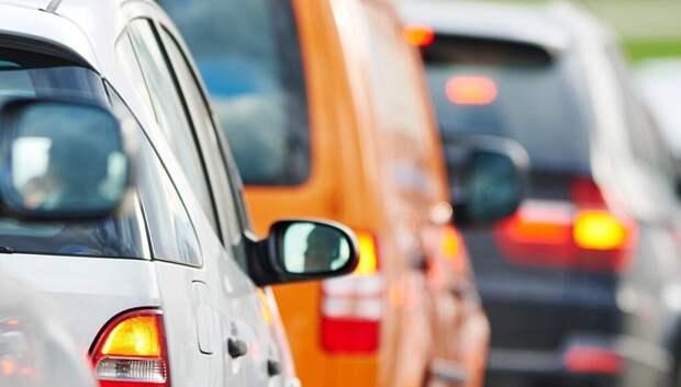Примерно 10 млн авто проехали по дорогам Подмосковья за четыре дня