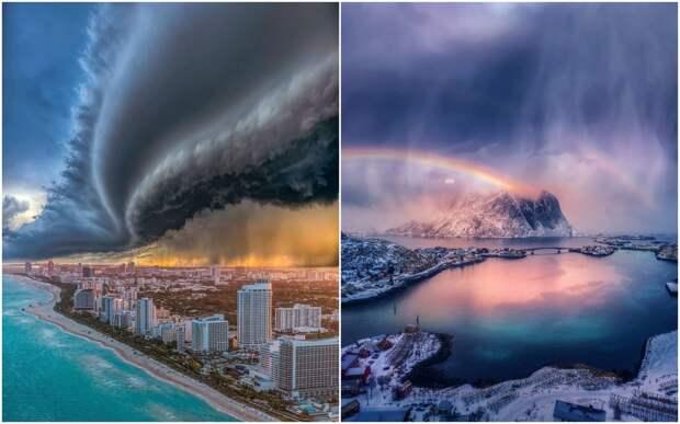 Удивительные пейзажи Брента Шавнора