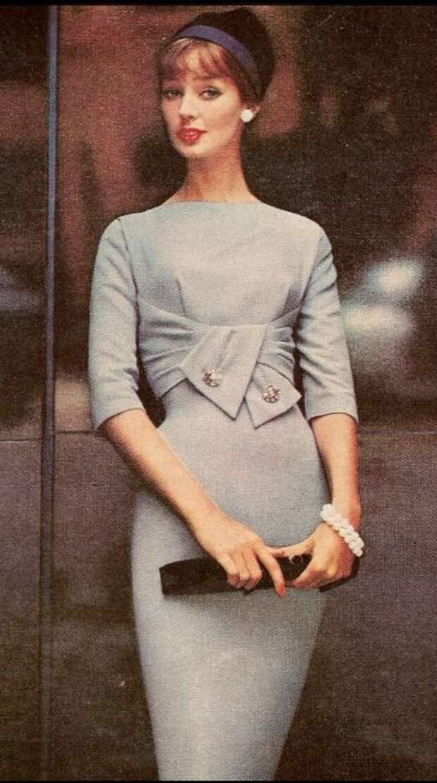 Детали из моды 1950-х