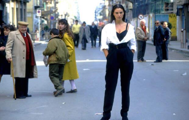 Откровения Моники Беллуччи 1991 года голливуд, кино, моника беллуччи, фото