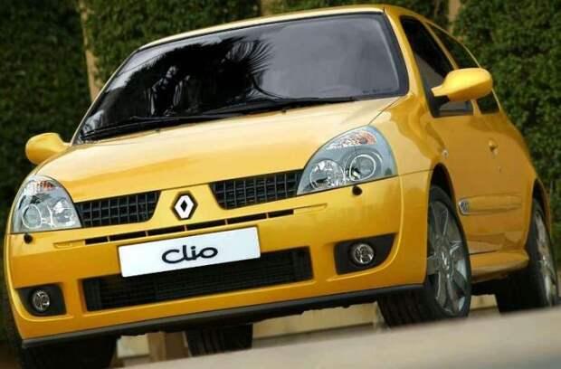 Renaultsport Clio 182.