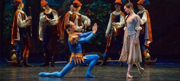 Загадка балета «Спящая красавица»: кто эта пара?