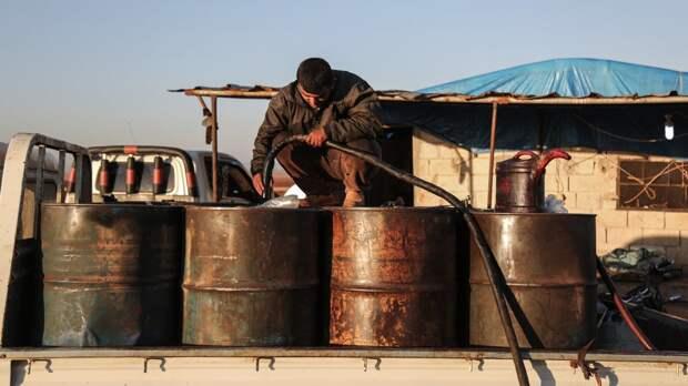 Багдасаров оценил роль украденной США сирийской нефти в жизни САР