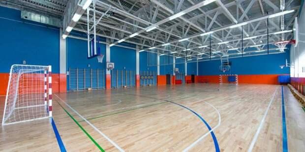 Москва создает новые возможности для занятий спортом. Фото: mos.ru