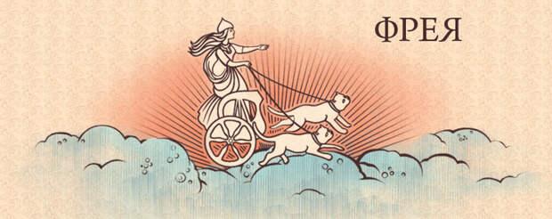 Богиня Фрея (700x278, 85Kb)