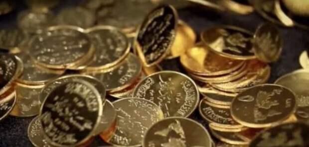 ИГИЛ хочет ввести валюту, которая вытеснит с мирового рынка доллар