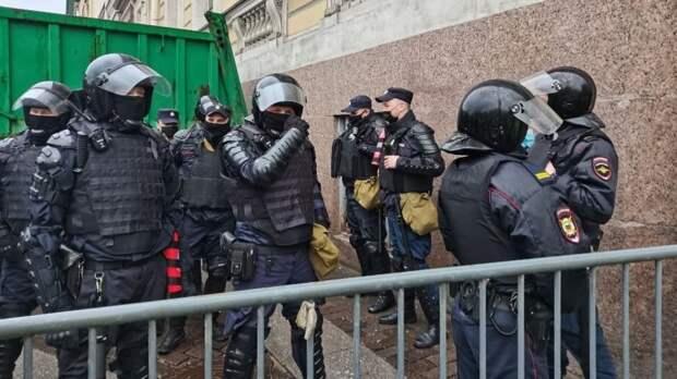 ОНК не зафиксировала массовых задержаний на несогласованной акции в Москве