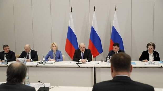 Мишустин отклонил идею открытия целлюлозного производства на Рыбинском водохранилище