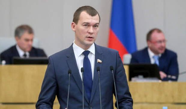 Михаил Дегтярев рассказал освоей жизни вХабаровске после переезда