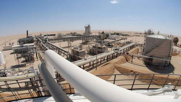 Ливия, Ливийская нефть